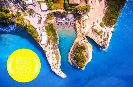 5 ελληνικές παραλίες στις 15 καλύτερες στην Ευρώπη για το 2017