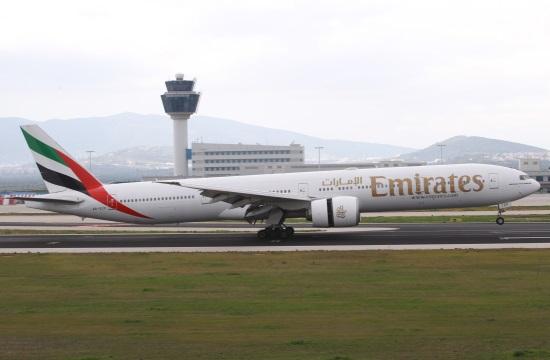 Η Emirates εγκαινίασε τη νέα πτήση προς Ν. Υόρκη μέσω Αθήνας