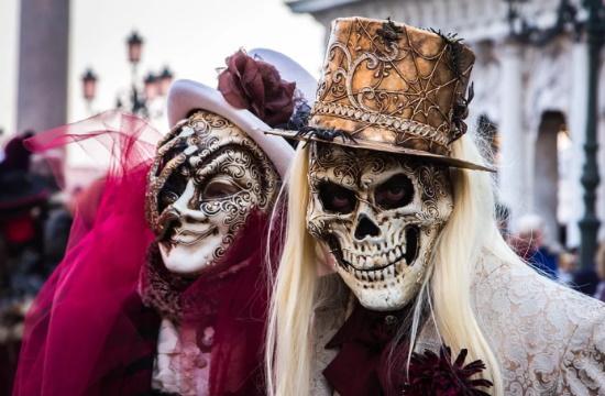 Κορωνοϊός: Έκλεισε νωρίτερα το διάσημο καρναβάλι της Βενετίας