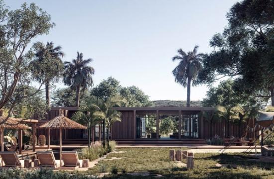 Αυτό το Σάββατο ανοίγει το νέο ξενοδοχείο Casa Cook στα Χανιά
