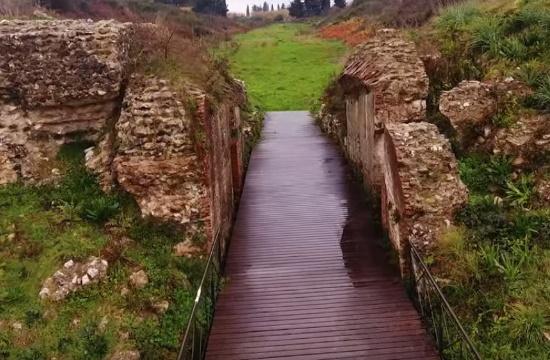 Αυτή είναι η μεγαλύτερη αρχαία πόλη στην Ελλάδα