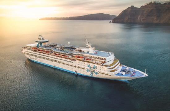 Celestyal Cruises: Αναστολή των κρουαζιέρων έως το Μάρτιο του 2021