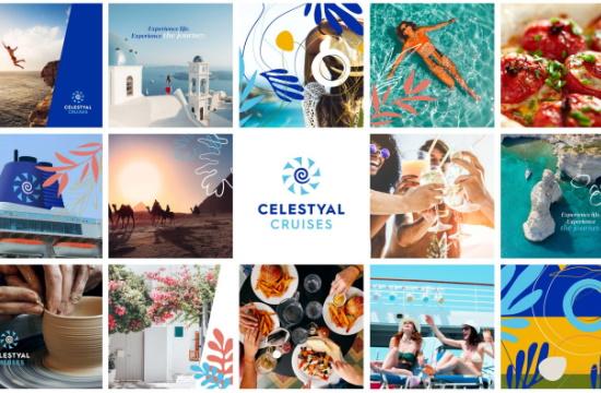 Celestyal Cruises: Ανανεωμένη εταιρική ταυτότητα με έμπνευση από την ελληνική «Αγάπη για τη Ζωή»