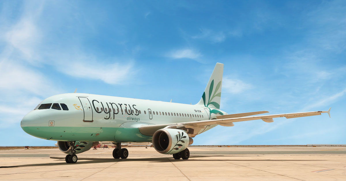 PANADVERT: Νέα Συνεργασία με Cyprus Airways και Hermes Airports