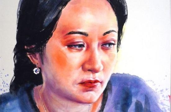 Έκθεση ζωγραφικής κινέζων καλλιτεχνών «Meditation of Dao»