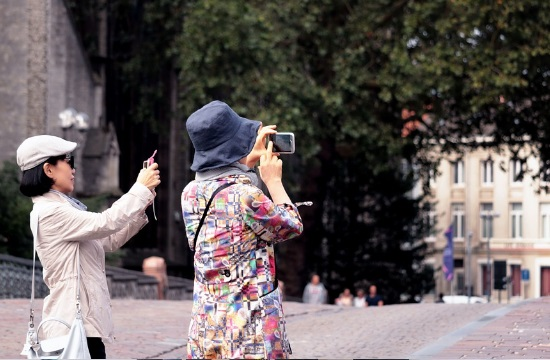 Πού πάνε οι Κινέζοι τουρίστες στην Ελλάδα