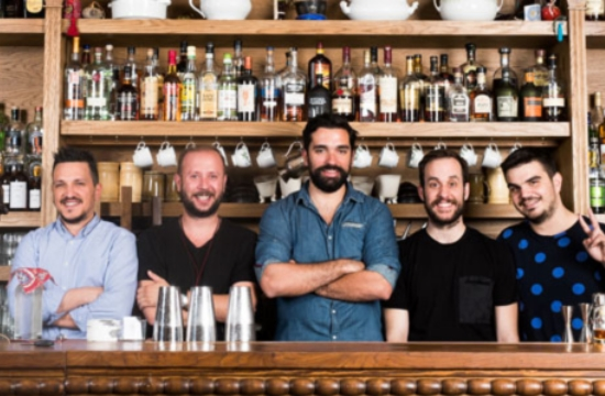 Δυο αθηναϊκά μπαρ στα 50 καλύτερα στον κόσμο για το 2017