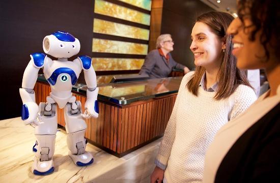 Τουρισμός: Η εποχή της τεχνητής νοημοσύνης και των ρομπότ