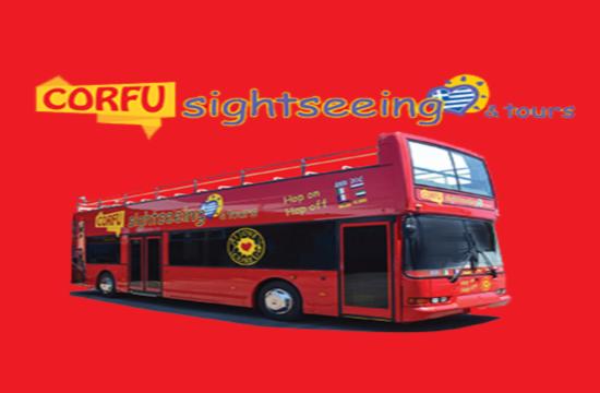 4 άδειες για τουριστικά λεωφορεία ανοικτού τύπου αστικής περιήγησης στην Κέρκυρα