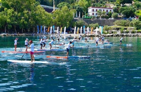 Διεθνείς αγώνες κολύμβησης Corfu Emerald Cup 2019 στην Κέρκυρα