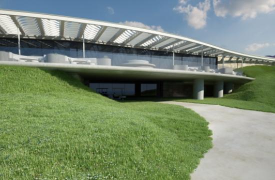 Costa Navarino: Νέο υπόσκαφο Clubhouse στο γήπεδο γκολφ
