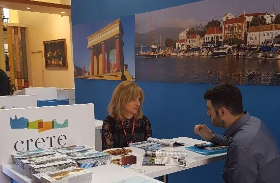 Υψηλή ζήτηση για την Κρήτη από την αγορά της Τσεχίας