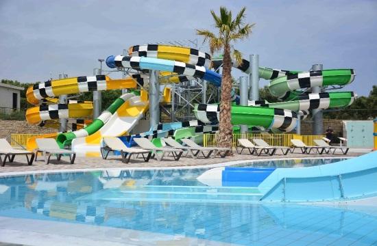 Waterpark 4.000 τ.μ. στο Creta Maris Beach Resort