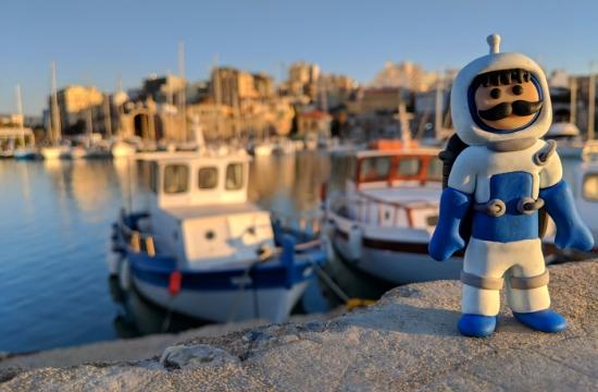 Διαστημική αποστολή θα προβάλλει την κρητική φιλοξενία και την τεχνολογία