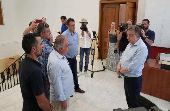 Στ. Αρναουτάκης: Στηρίζουμε τα αιτήματα των εργαζομένων στον κλάδο του τουρισμού