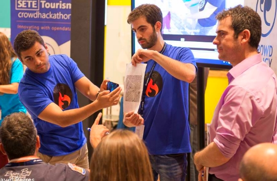 SETE crowdhackathon: oι 3 καινοτόμες εφαρμογές που πήραν βραβείο