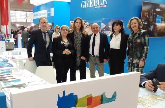 Κρήτη: Αισιόδοξα μηνύματα από την Αυστριακή αγορά