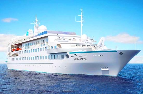 Crystal Cruises: Ακυρώνονται όλες οι κρουαζιέρες μέχρι το τέλος του 2020