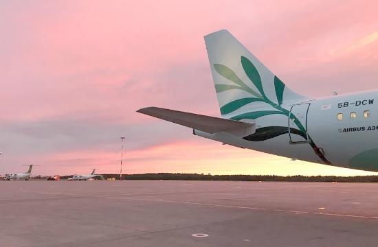 Cyprus Airways: Διευρύνεται το πρόγραμμα πτήσεων στη Ρωσία το 2018