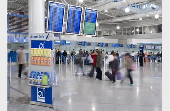 """Παρατείνεται για 20 χρόνια η σύμβαση με την """"Διεθνής Αερολιμένας Αθηνών"""""""
