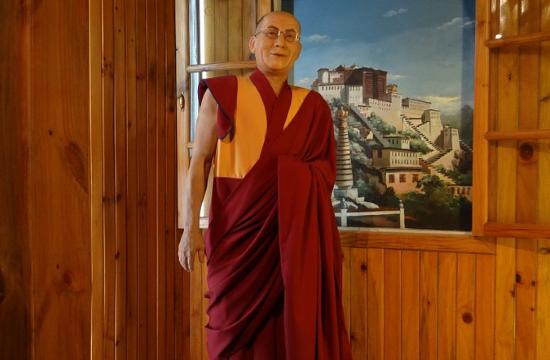 Ο Δαλάι Λάμα ακύρωσε τις δημόσιες εμφανίσεις του λόγω κορωνοϊού