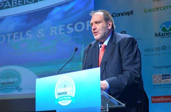 Διακρίσεις του Ομίλου Δασκαλαντωνάκη-Grecotel στα Tourism Awards
