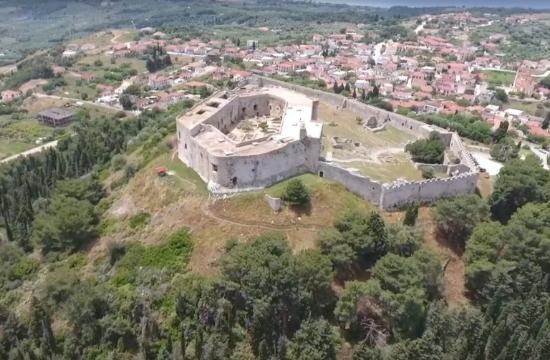 Castel Tornese ή αλλιώς Χλεμούτσι: Ένα από τα πιο επιβλητικά φρούρια της Ελλάδας