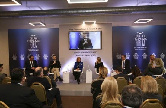 Οικονομικό Φόρουμ Δελφών: Πώς η ομογένεια θα φέρει επενδύσεις