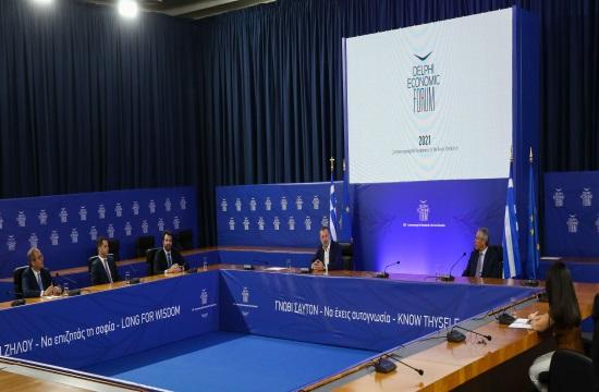Φόρουμ των Δελφών   Ιστορική ευκαιρία για τον ελληνικό τουρισμό το Ταμείο Ανάκαμψης- Πώς προχωρούν επενδύσεις