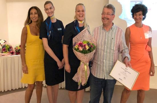 Der Touristic Nordic/ Apollo: Βραβεία στα αγαπημένα ξενοδοχεία των πελατών του σε Ηράκλειο και Λασίθι