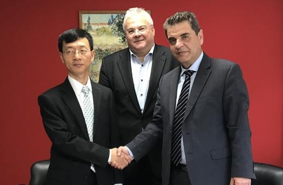 Τα νέα της ΔΕΘ-Helexpo ταξιδεύουν στην Κίνα