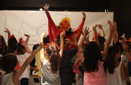 Ξεκινά η Δημιουργική Απασχόληση παιδιών στην Επίδαυρο