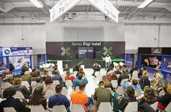 Xenia Digi Hotel: Το απόλυτο ψηφιακό event για τα ξενοδοχεία στη Xenia 2019