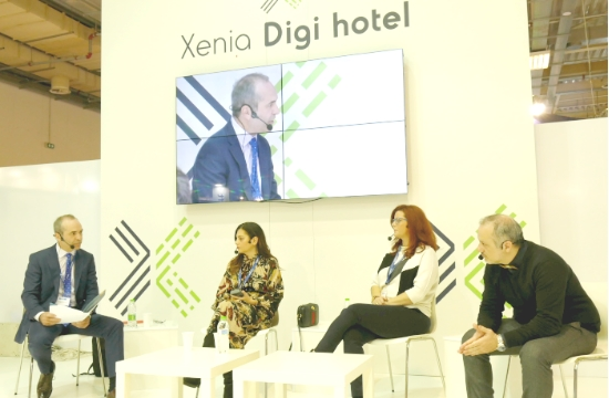 Xenia Digi Hotel - Aπολογισμός: Τί συζητήθηκε για τις ψηφιακές τεχνολογίες και τα ξενοδοχεία