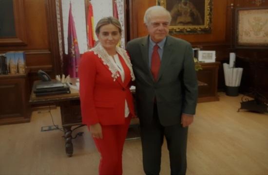 Δήμος Ηρακλείου: Συνεργασία με το Τολέδο σε θέματα Πολιτισμού και Τουρισμού