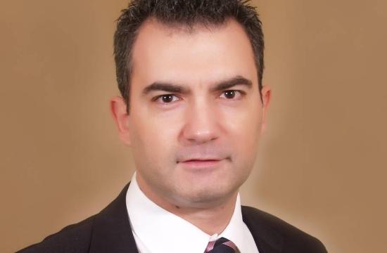 Nέος Γενικός Διευθυντής στο Melia Athens Hotel