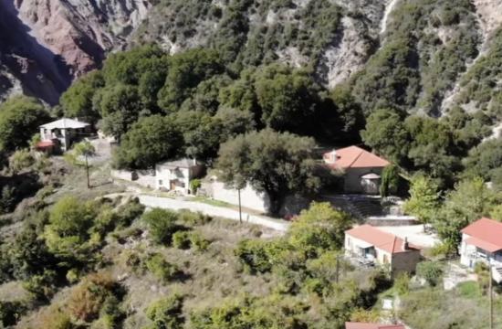 Το έρημο ελληνικό χωριό που έπρεπε… να κοπιάζεις πολύ