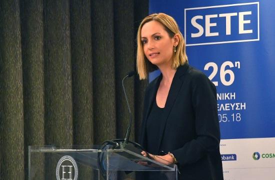 Ι. Δρέττα: Η Marketing Greece δημιουργεί προστιθέμενη αξία στο τουριστικό προϊόν