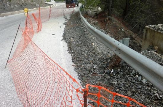 Περιφέρεια Β. Αιγαίου: 3,9 εκατ. ευρώ για βελτίωση της οδικής ασφάλειας σε νησιά