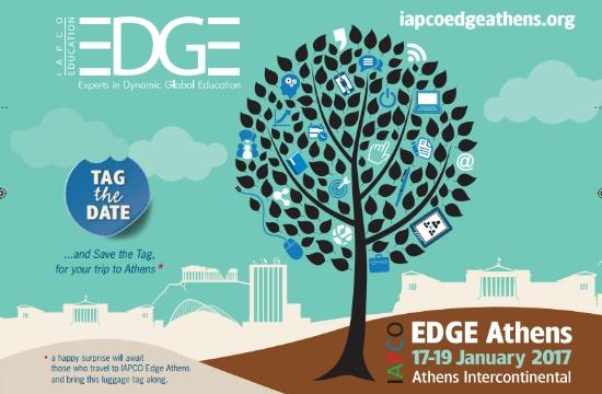 To εκπαιδευτικό σεμινάριο IAPCO EDGE 2017 στην Αθήνα