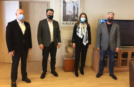ΕΟΤ, Περιφέρεια Αττικής και εμπορικός κόσμοςενώνουν τις δυνάμεις τους για προβολή της Αθήνας στο εξωτερικό