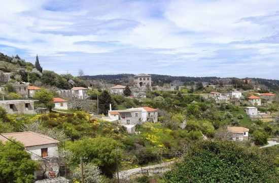 Το χωριό που είναι ένα πανέμορφο μπαλκόνι στον Πάρνωνα