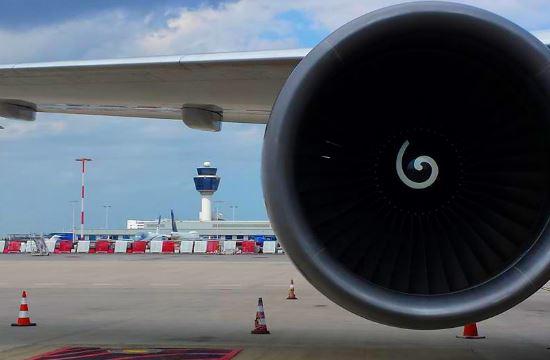 Αεροδρόμιο Αθηνών: Διψήφια αύξηση στους διεθνείς επιβάτες το Νοέμβριο