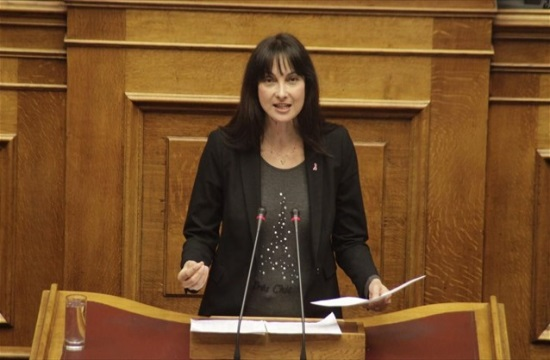 Ε. Κουντουρά: Μέσα στο 2017 θα επαναλειτουργήσει η Σχολή Ξεναγών στην Αθήνα