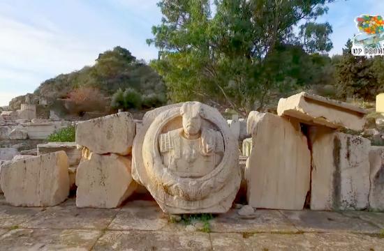 ΝΔ: Σε κίνδυνο έργα του ΕΣΠΑ στον αρχαιολογικό χώρο Ελευσίνας