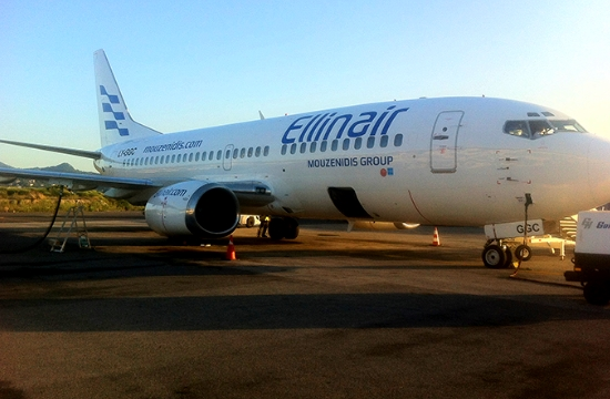 Ellinair: Πυκνώνουν οι πτήσεις Αθήνα-Θεσσαλονίκη