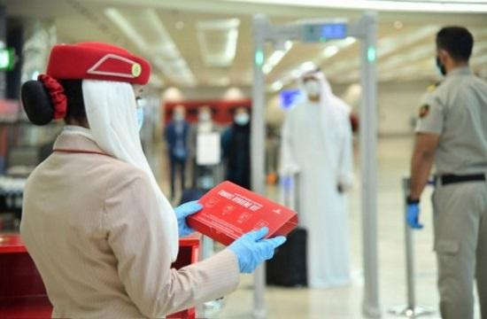 Η Emirates ξεκινάει πτήσεις, θέτοντας κορυφαία πρότυπα ασφάλειας