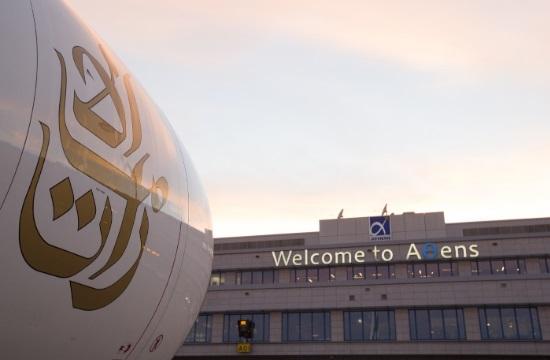 Emirates: Ντουμπάι- Αθήνα- Ν.Υόρκη από 1η Ιουνίου