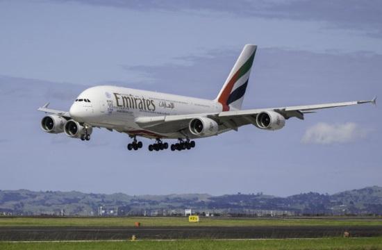 Emirates: «Open Day» στην Αθήνα για προσλήψεις πληρώματος θαλάμου