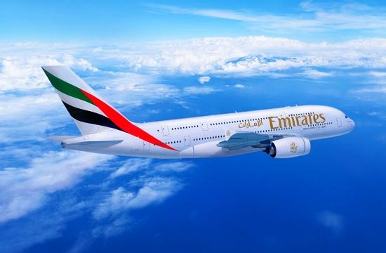 Η Emirates προσφέρει πτήσεις για επιβάτες σε 29 πόλεις